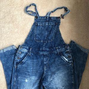 Full length overalls